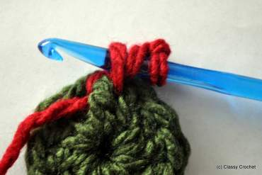 Front Post Double Crochet Tutorial | Classy Crochet