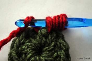 Front Post Double Crochet Tutorial   Classy Crochet