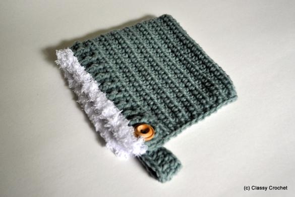 Crochet Autumn Woodland Pixie Hat Free Pattern | Classy Crochet