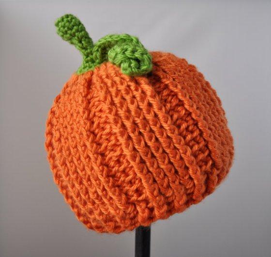 Crochet Little Pumpkin Hat Pattern Classy Crochet