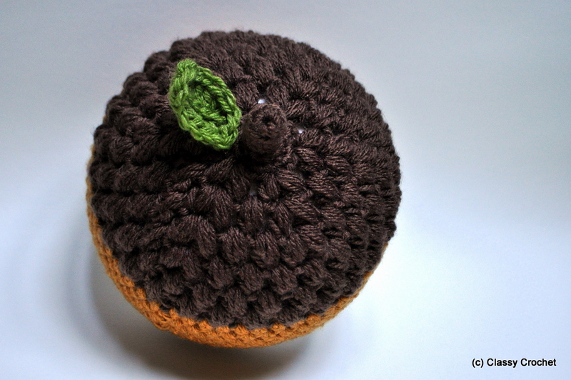 Free Crochet Baby Acorn Hat Pattern : Crochet Awesome Acorn Hat Pattern Classy Crochet