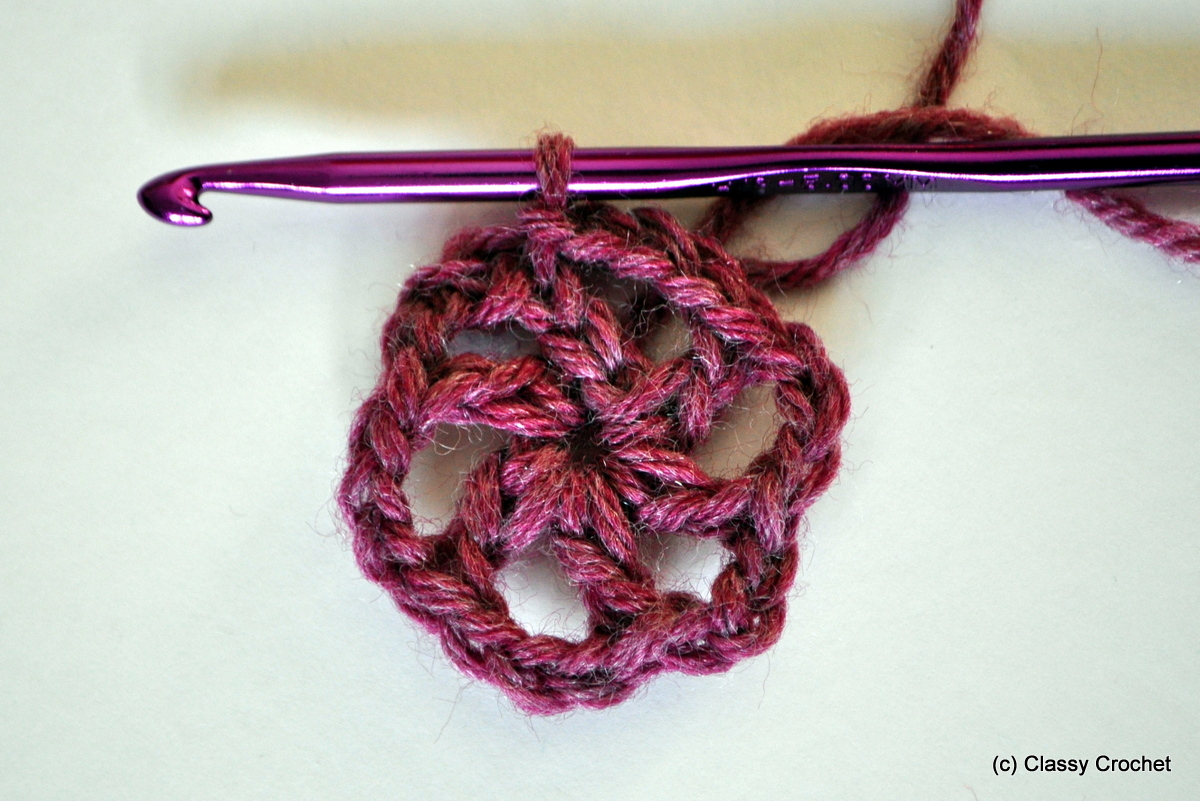 hat | Classy Crochet