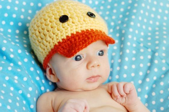 Darling Duckie Crochet Hat Pattern | Classy Crochet