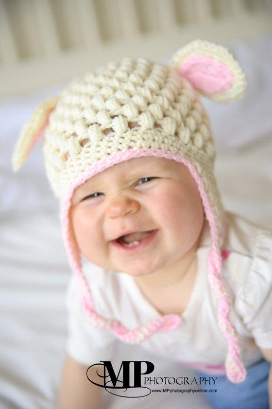 Little Lamb Crochet Hat | Classy Crochet