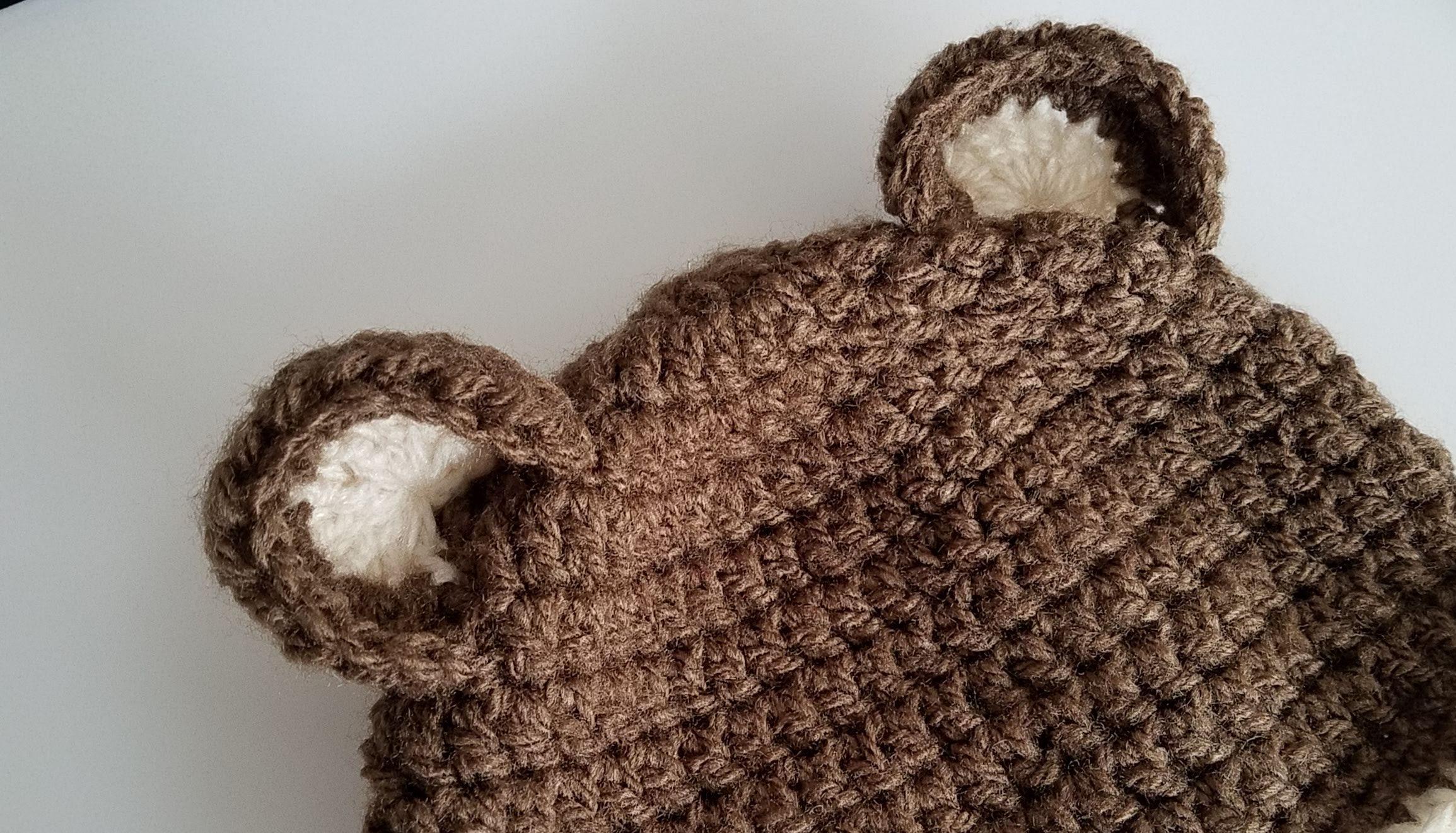 Crochet: Teddy bears | Crochet bear, Crochet flower patterns ... | 1321x2309